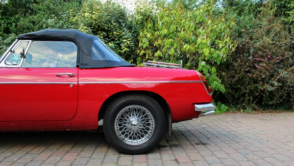 1965 MGB Roadster For Sale (picture 65 of 121)
