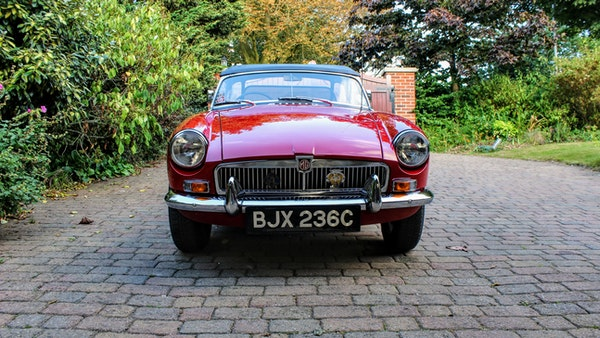 1965 MGB Roadster For Sale (picture 7 of 121)