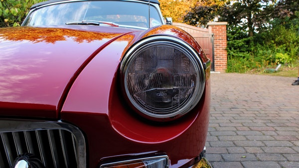1965 MGB Roadster For Sale (picture 69 of 121)