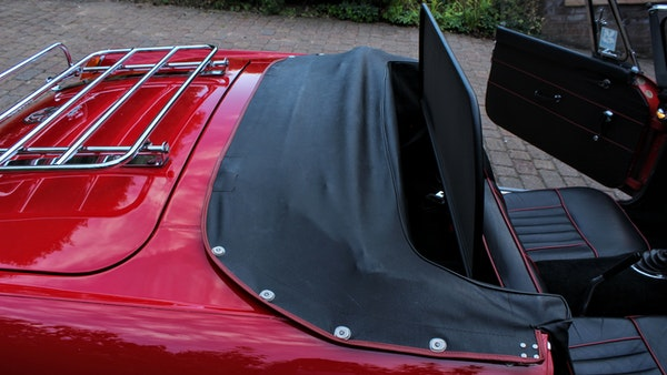1965 MGB Roadster For Sale (picture 49 of 121)