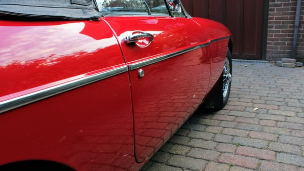 1965 MGB Roadster For Sale (picture 94 of 121)