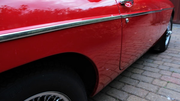 1965 MGB Roadster For Sale (picture 99 of 121)