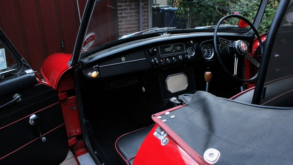 1965 MGB Roadster For Sale (picture 26 of 121)