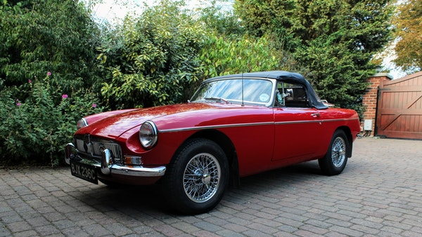 1965 MGB Roadster For Sale (picture 18 of 121)
