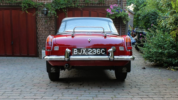 1965 MGB Roadster For Sale (picture 8 of 121)
