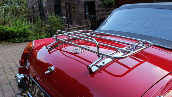 1965 MGB Roadster For Sale (picture 66 of 121)