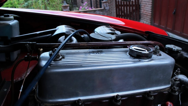 1965 MGB Roadster For Sale (picture 110 of 121)
