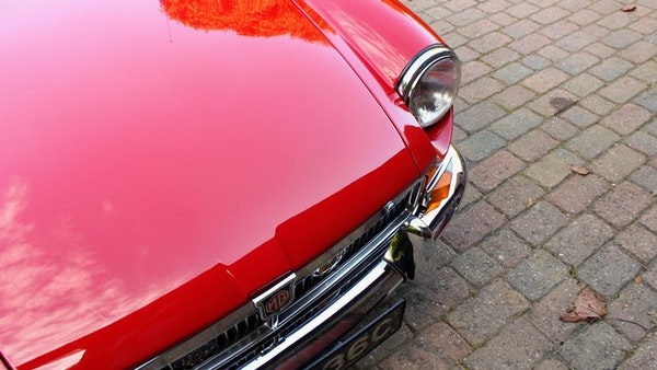 1965 MGB Roadster For Sale (picture 72 of 121)