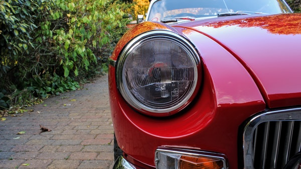 1965 MGB Roadster For Sale (picture 70 of 121)