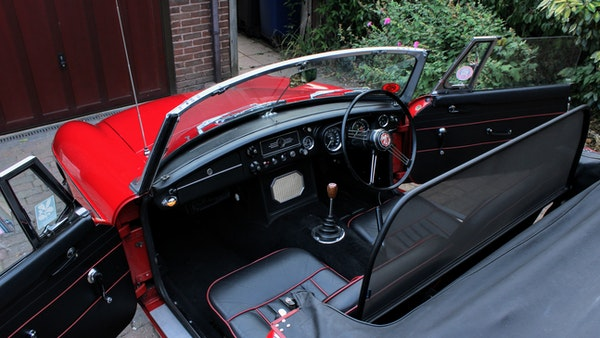 1965 MGB Roadster For Sale (picture 22 of 121)