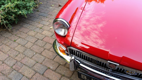 1965 MGB Roadster For Sale (picture 71 of 121)