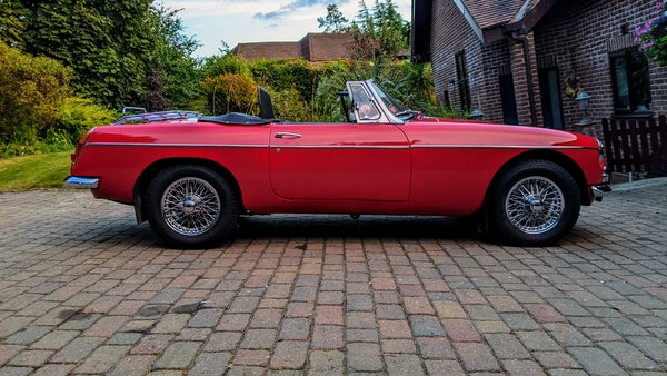 1965 MGB Roadster For Sale (picture 14 of 121)