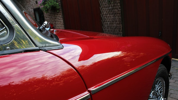 1965 MGB Roadster For Sale (picture 86 of 121)