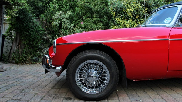 1965 MGB Roadster For Sale (picture 64 of 121)