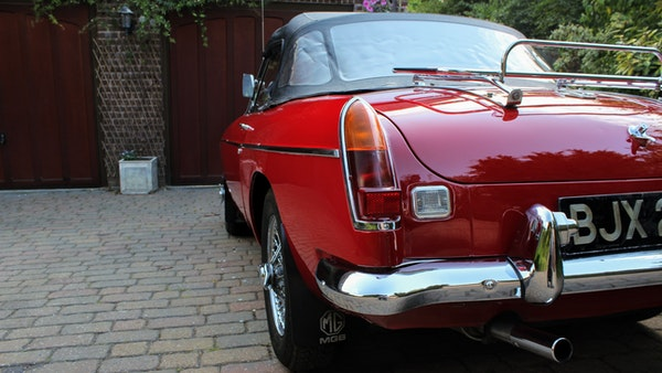 1965 MGB Roadster For Sale (picture 51 of 121)