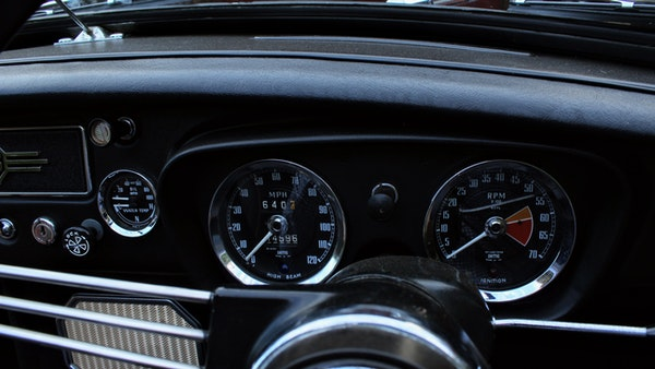 1965 MGB Roadster For Sale (picture 33 of 121)