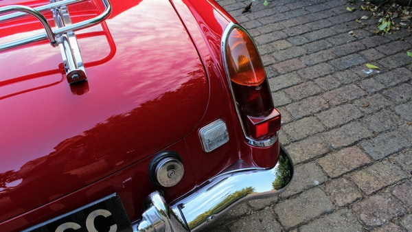 1965 MGB Roadster For Sale (picture 67 of 121)