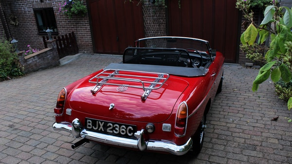 1965 MGB Roadster For Sale (picture 5 of 121)