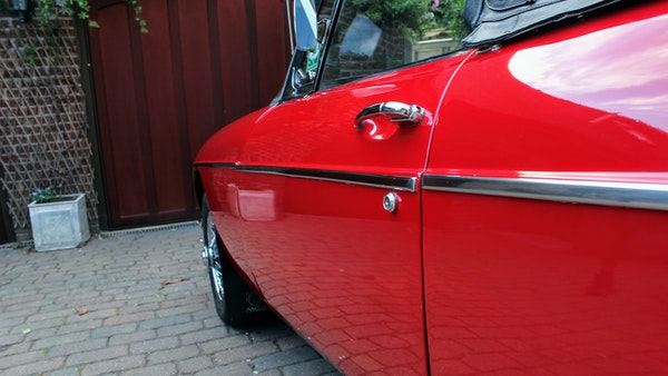 1965 MGB Roadster For Sale (picture 92 of 121)