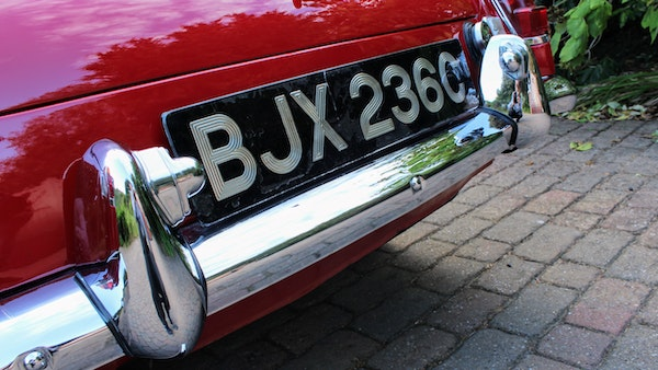 1965 MGB Roadster For Sale (picture 78 of 121)
