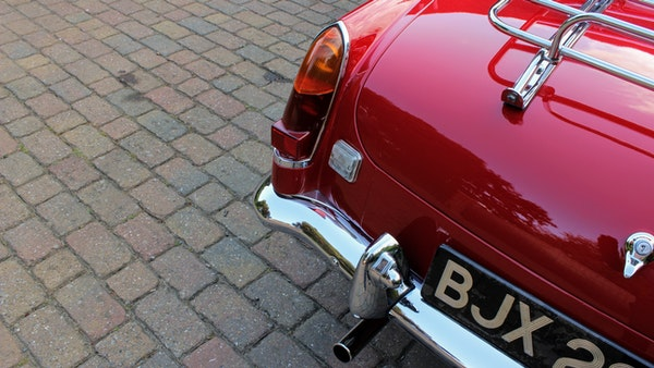 1965 MGB Roadster For Sale (picture 68 of 121)