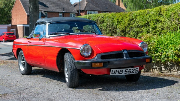 1978 MGB Roadster For Sale (picture 10 of 180)