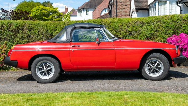 1978 MGB Roadster For Sale (picture 9 of 180)