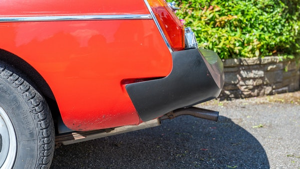 1978 MGB Roadster For Sale (picture 88 of 180)