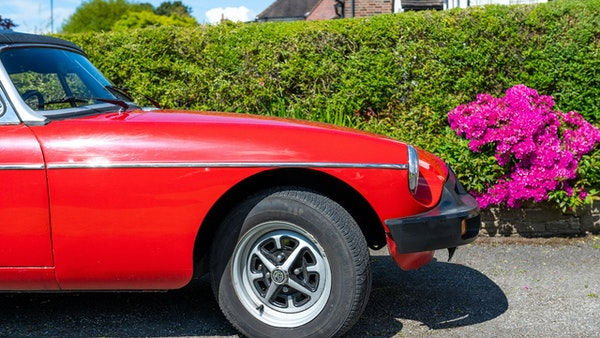 1978 MGB Roadster For Sale (picture 12 of 180)