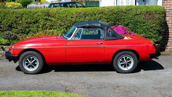 1978 MGB Roadster For Sale (picture 17 of 180)