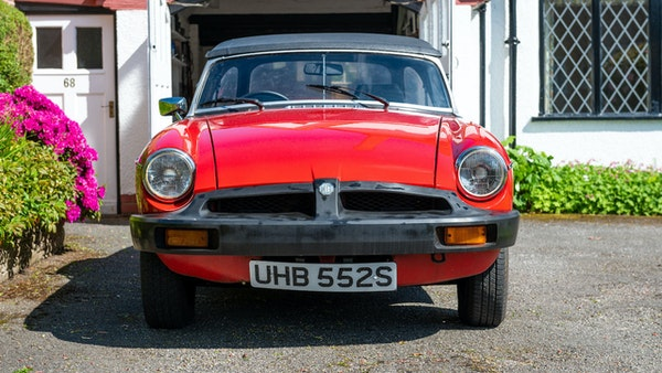 1978 MGB Roadster For Sale (picture 20 of 180)