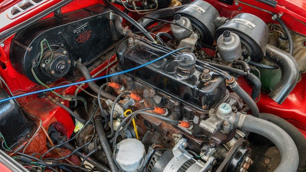 1978 MGB Roadster For Sale (picture 124 of 180)