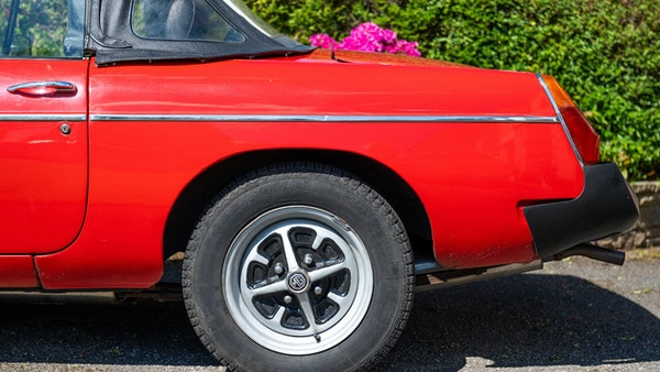 1978 MGB Roadster For Sale (picture 73 of 180)
