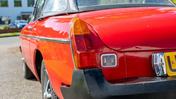 1978 MGB Roadster For Sale (picture 87 of 180)