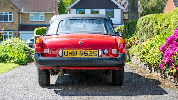 1978 MGB Roadster For Sale (picture 14 of 180)