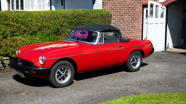 1978 MGB Roadster For Sale (picture 18 of 180)