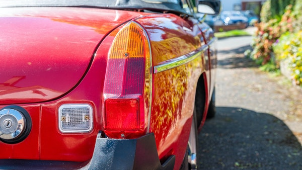 1978 MGB Roadster For Sale (picture 86 of 180)