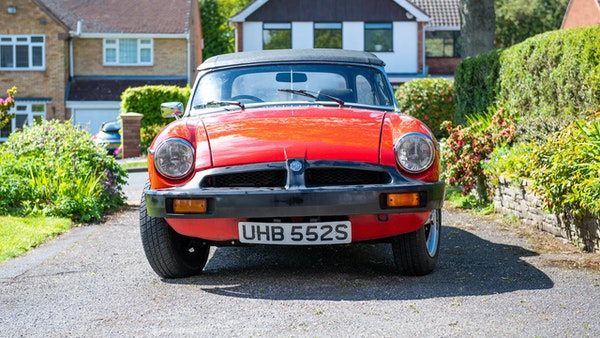 1978 MGB Roadster For Sale (picture 3 of 180)