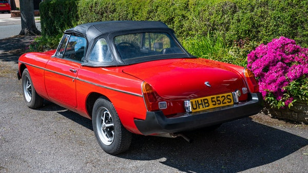 1978 MGB Roadster For Sale (picture 16 of 180)