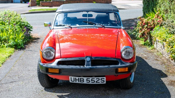 1978 MGB Roadster For Sale (picture 4 of 180)