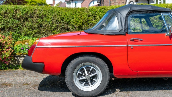 1978 MGB Roadster For Sale (picture 13 of 180)