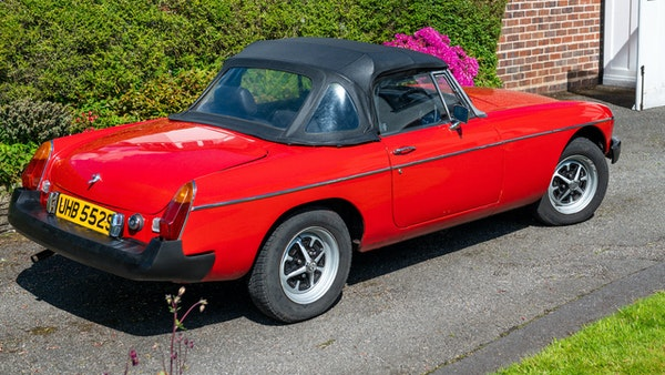 1978 MGB Roadster For Sale (picture 8 of 180)