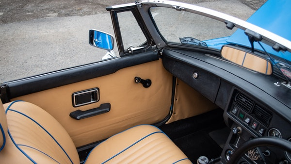 1979 MGB Roadster For Sale (picture 28 of 116)