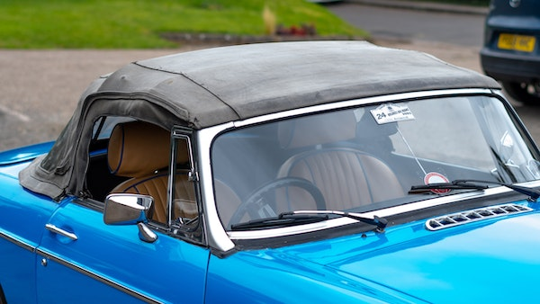 1979 MGB Roadster For Sale (picture 61 of 116)