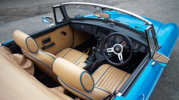 1979 MGB Roadster For Sale (picture 22 of 116)