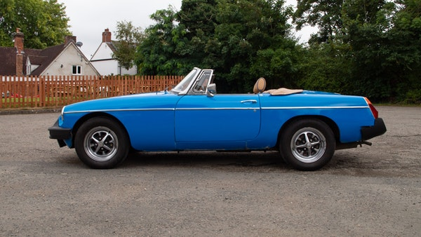 1979 MGB Roadster For Sale (picture 3 of 116)