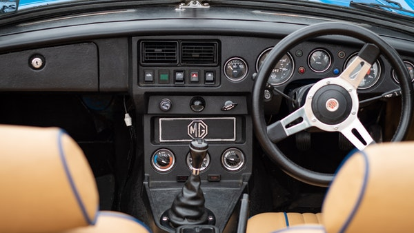 1979 MGB Roadster For Sale (picture 24 of 116)