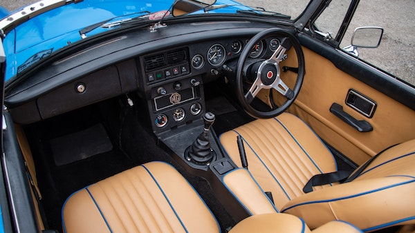 1979 MGB Roadster For Sale (picture 23 of 116)