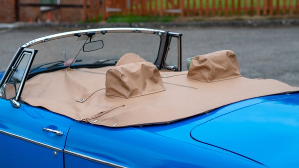 1979 MGB Roadster For Sale (picture 57 of 116)