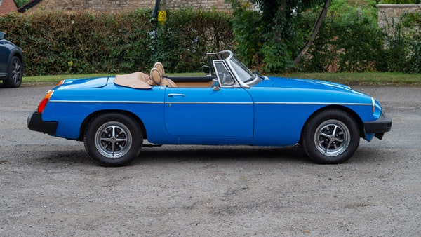 1979 MGB Roadster For Sale (picture 15 of 116)